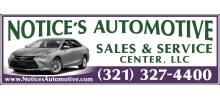 Notice's Automotive Sales & Service Center, LLC